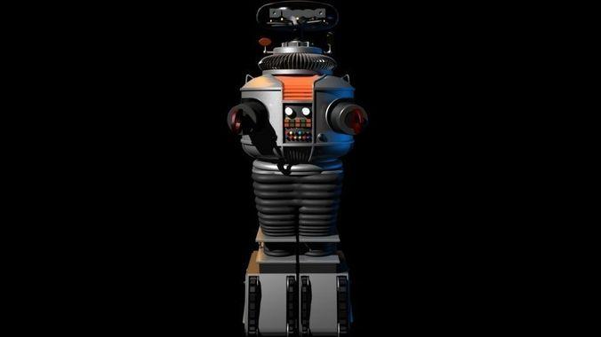 LIS Robot3D model
