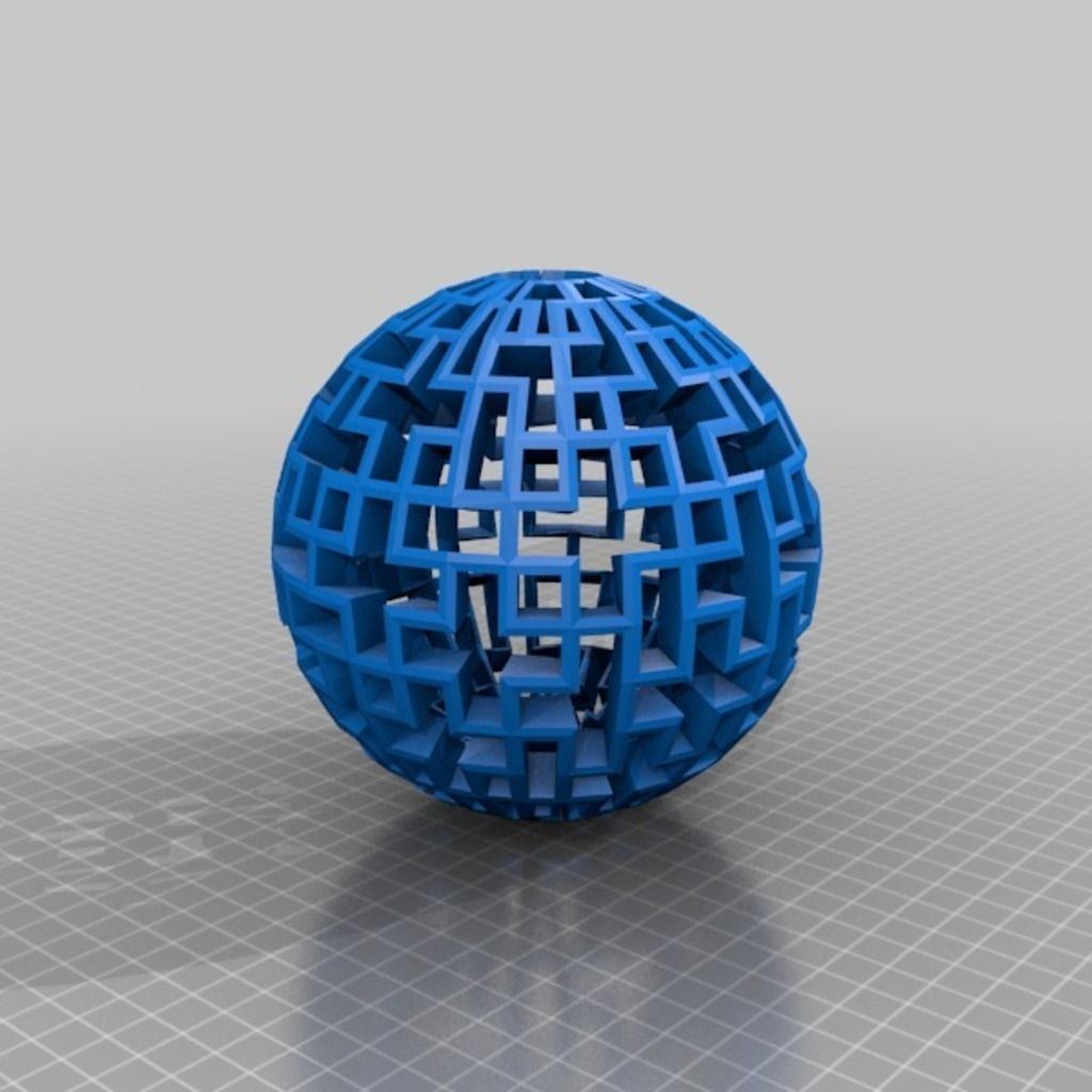 Cubical Sphere