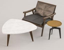 room Furniture set 3D