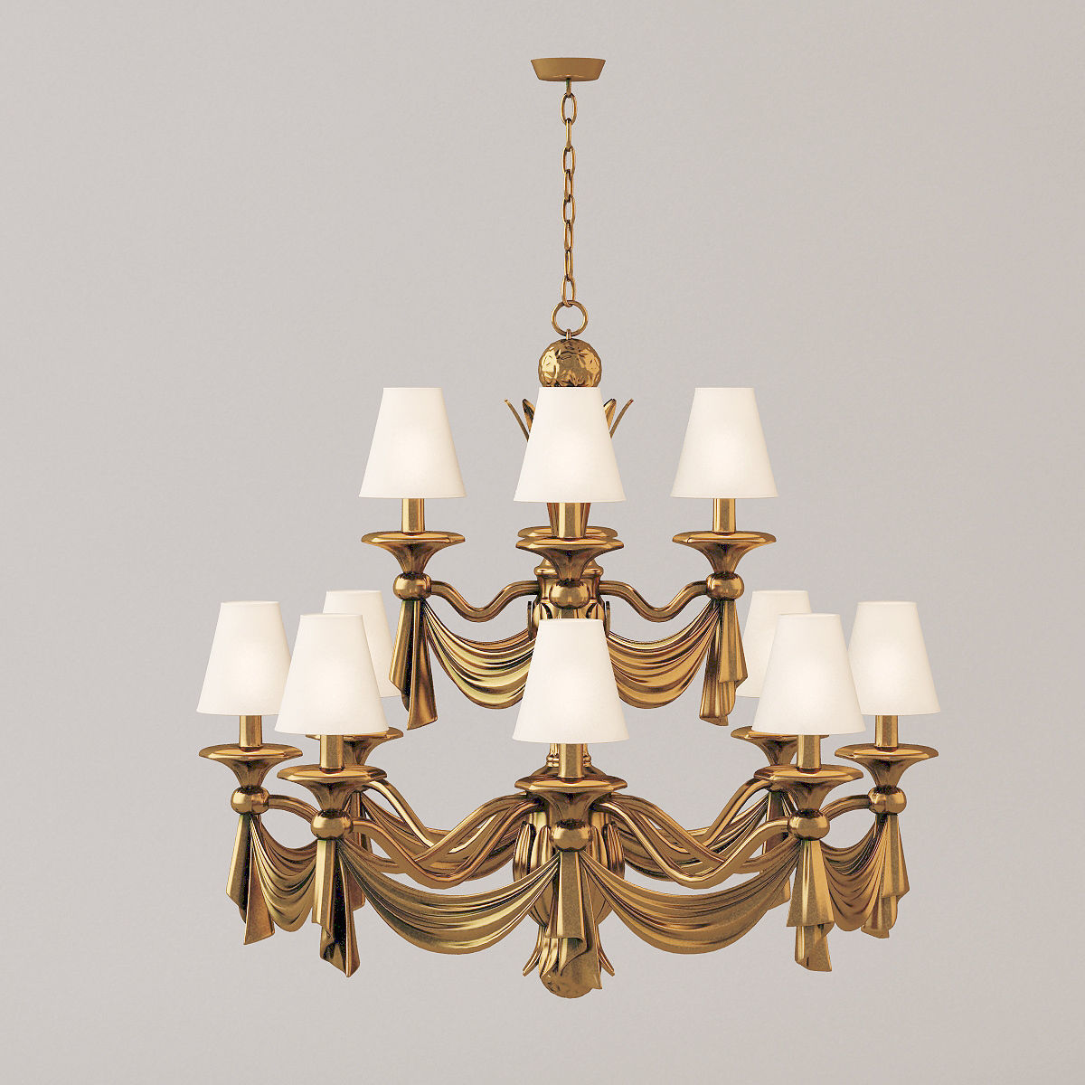 3d classic ceiling lamp cgtrader classic ceiling lamp 3d model max obj fbx 1 aloadofball Image collections