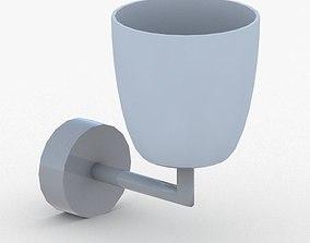 1463 - Bra Lamp 3D model