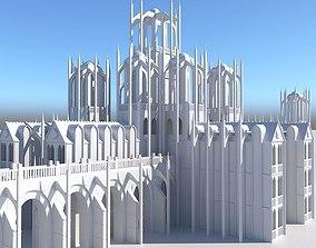 3D model Catedral