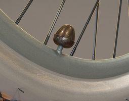 valve cap acorn 3d model stl