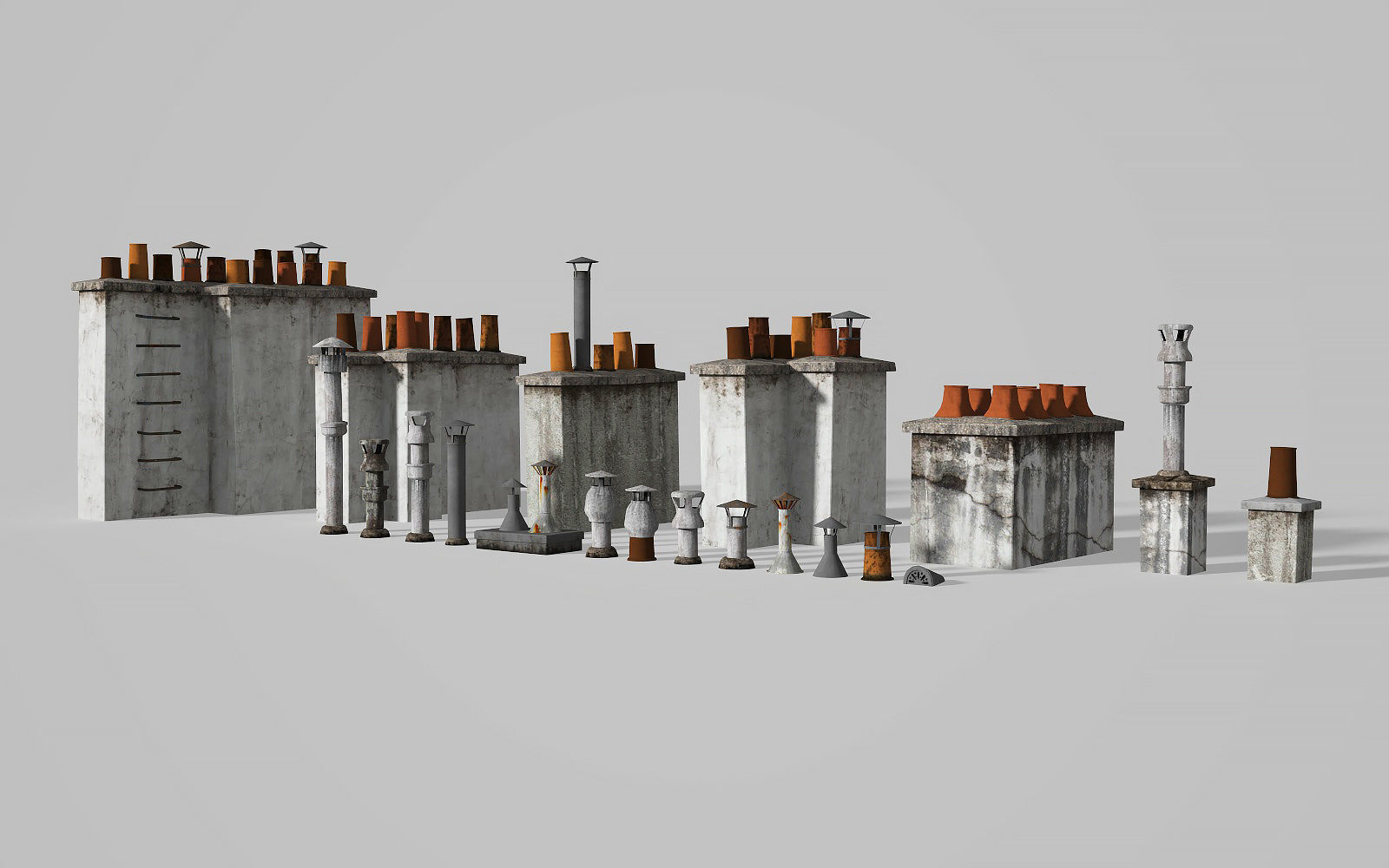 Chimneys and vents