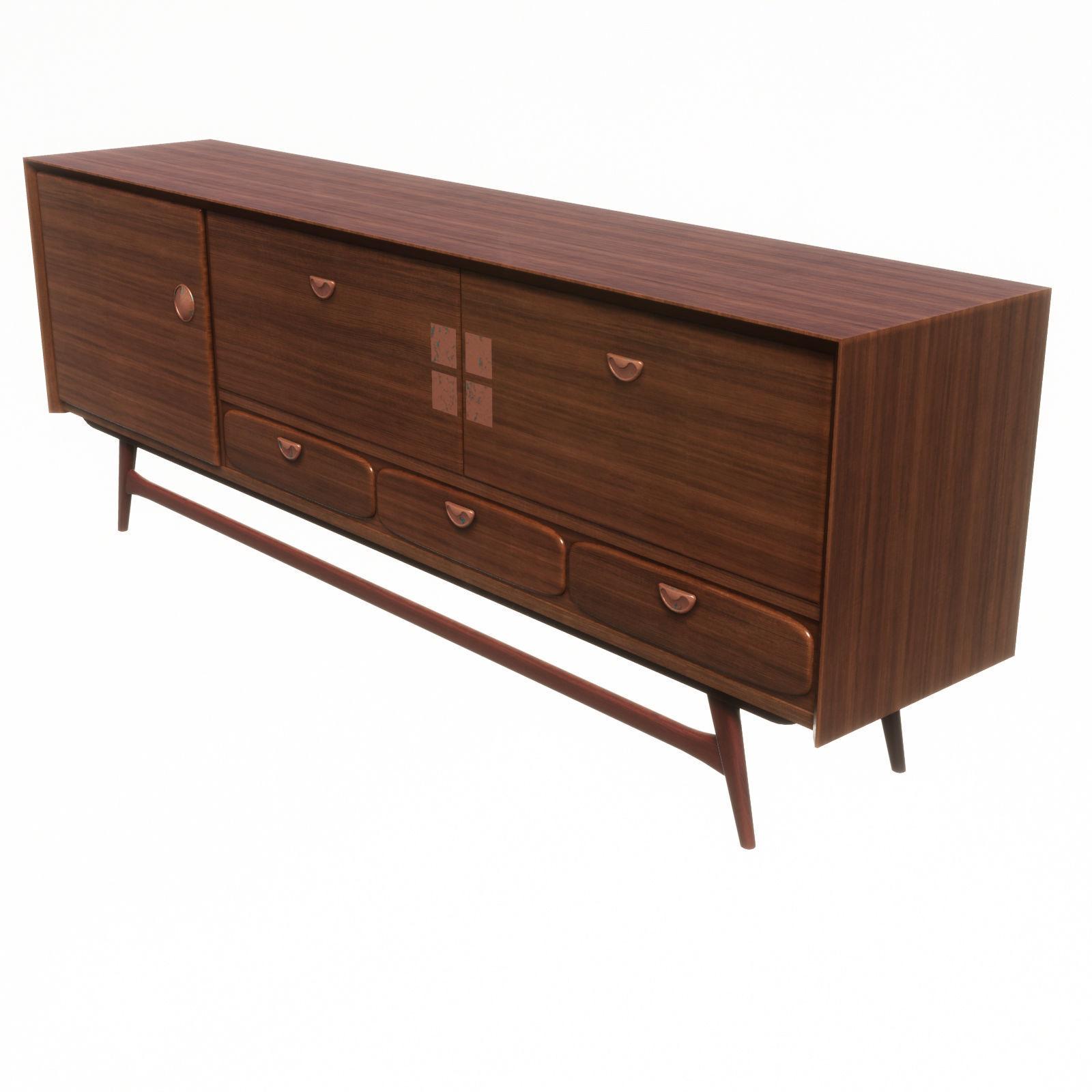 50s Dresser