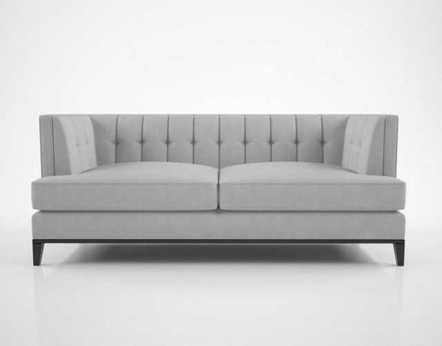 Delicieux The Sofa And Chair Co Preston Sofa 3D Model