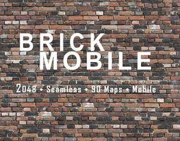 3D 2K Brick Mobile