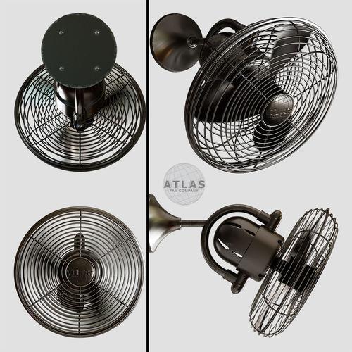 atlas fan 3d model max obj mtl 1