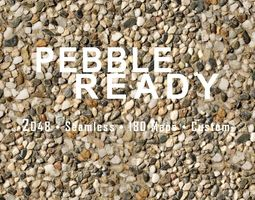 2K Pebble Ready 3D model