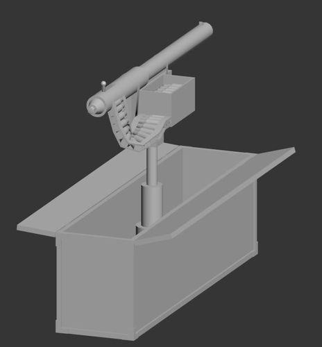 automatic turret