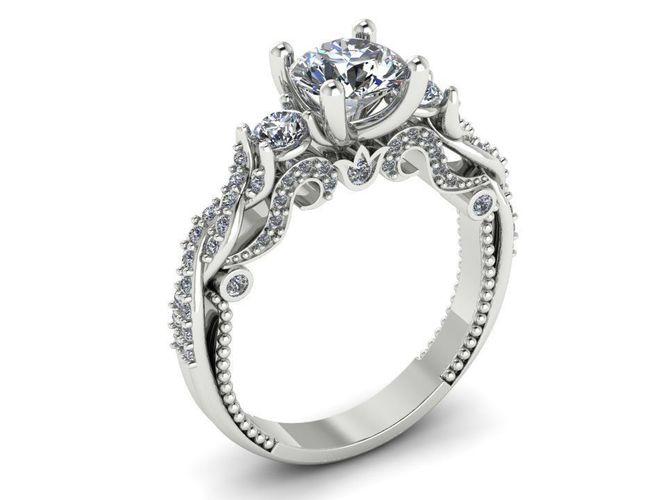 ring 11 3d model stl 1