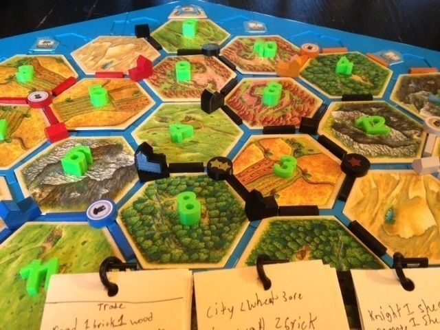 picture about Settlers of Catan Printable called 3D print design and style Catan Extender CGTrader