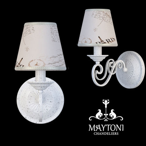 ARM402-01-W Wall lamp