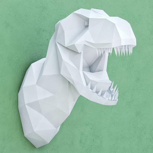 DRACON PAPER HEAD
