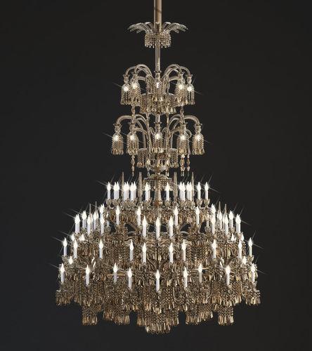 baccarat chandelier 3d model max obj mtl fbx 1