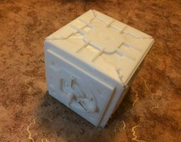 3D printable model Mechanical safe with code lock