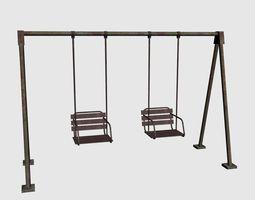 Swing 2 3D Model