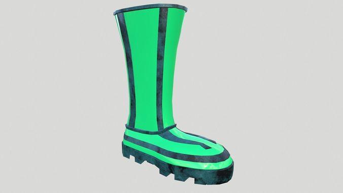 Eccentric Boots