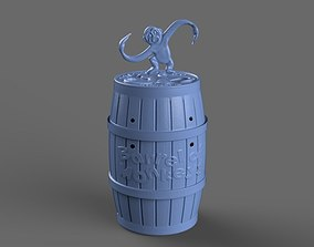 Barrel of Monkeys 3D