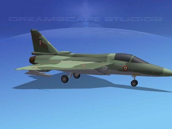 HAL Tejas Fighter V023D model