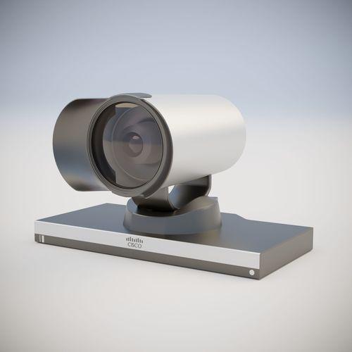 Веб камера 3д модель работа для симпатичной девушки