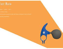 Grid_fast_rain_3d_model_stl_sldprt_sldasm_slddrw_ec7118f3-161b-446f-a47d-ad8b4bbfb4df