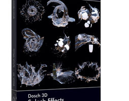 Dosch 3D - Splash Effects