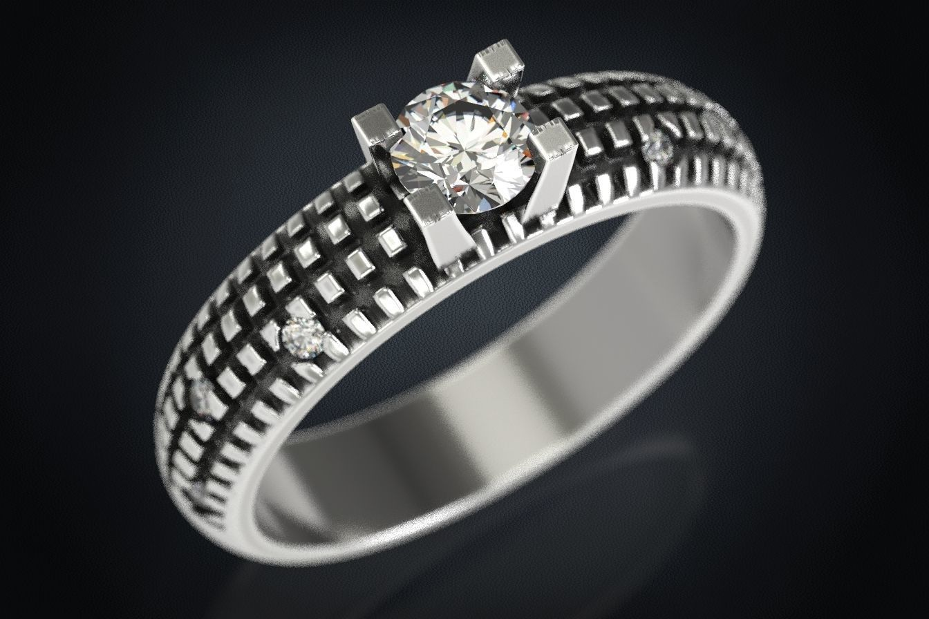 rings jewellery diamond design orig stylish ring engagement designs