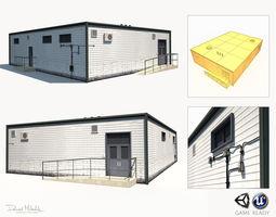 3D model Modern Warehouse