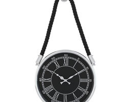 Zgallerie Dillon Rope Wall Clock 3D Model