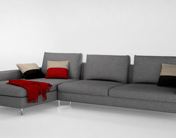 Sofa Couch 3d Models 4 Cgtrader Com