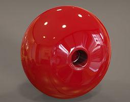 Valve Cap Onion 3D Model