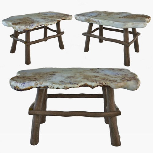 table of juniper 3d model max obj mtl fbx 1