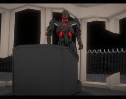 3D Ultron Avengers