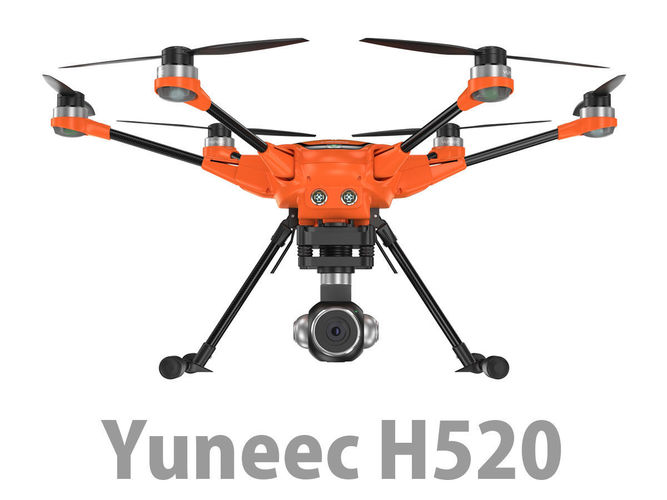 Image result for Yuneec H520