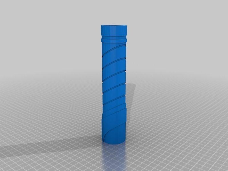 Darth Nihilus Lightsaber Free 3d Model 3d Printable Stl