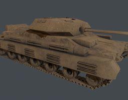 3D Tank Crusader III version 1