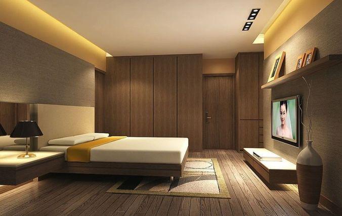 interior 3D lowpoly CGTrader
