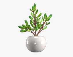 Pot Plant 14 3D
