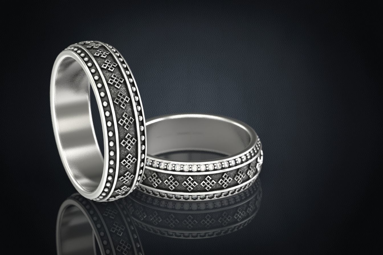 f jewelry tire road of concept amp ring inspired ideas art graphics lovely mud wedding earth interco gem rings best