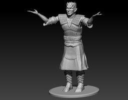 king 3D printable model Night King