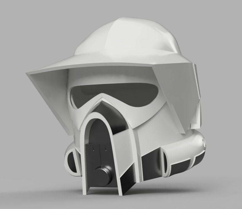 ARF Trooper Helmet Star Wars