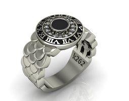 Rolex ring 2 3D Model