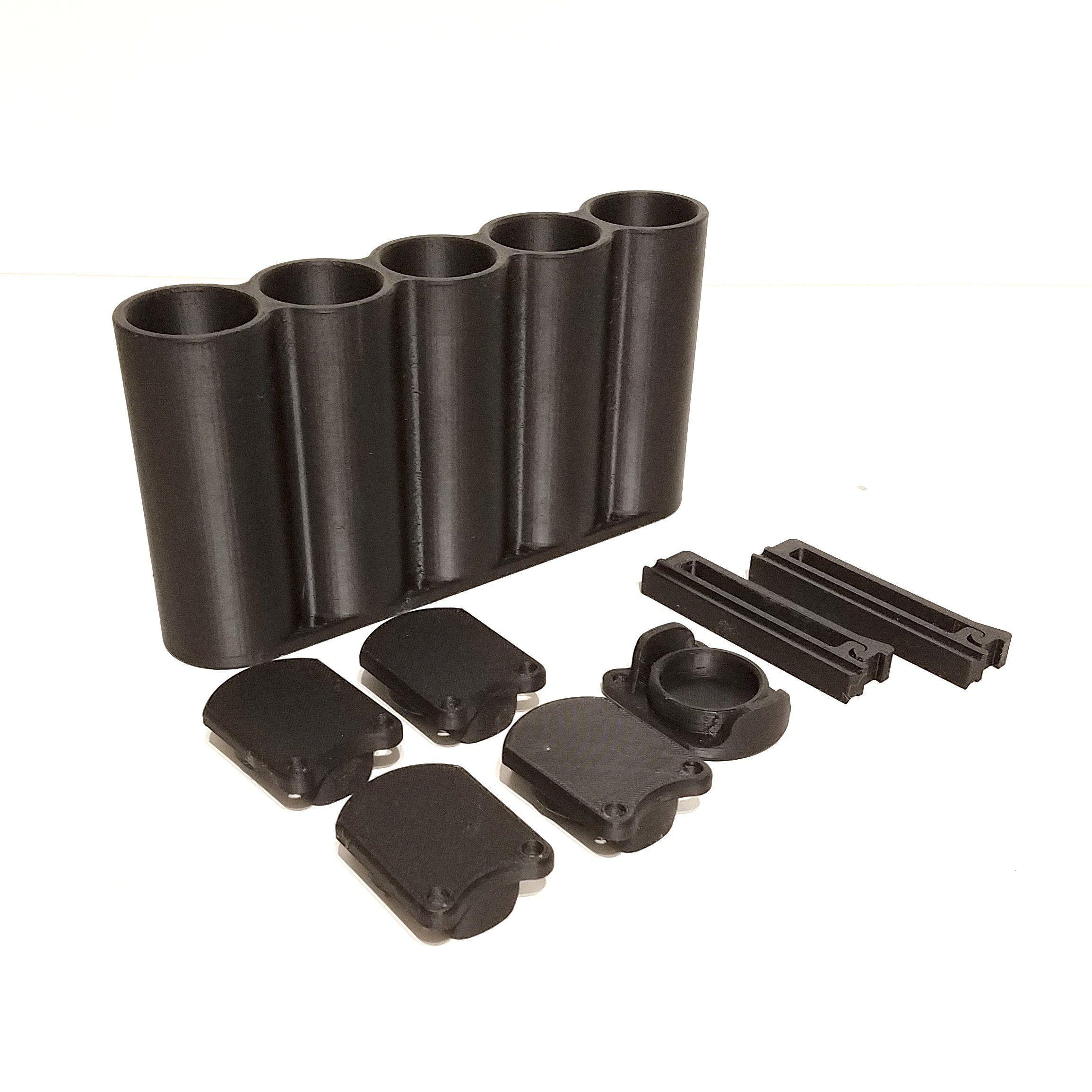 120 mm Film Rolls Container