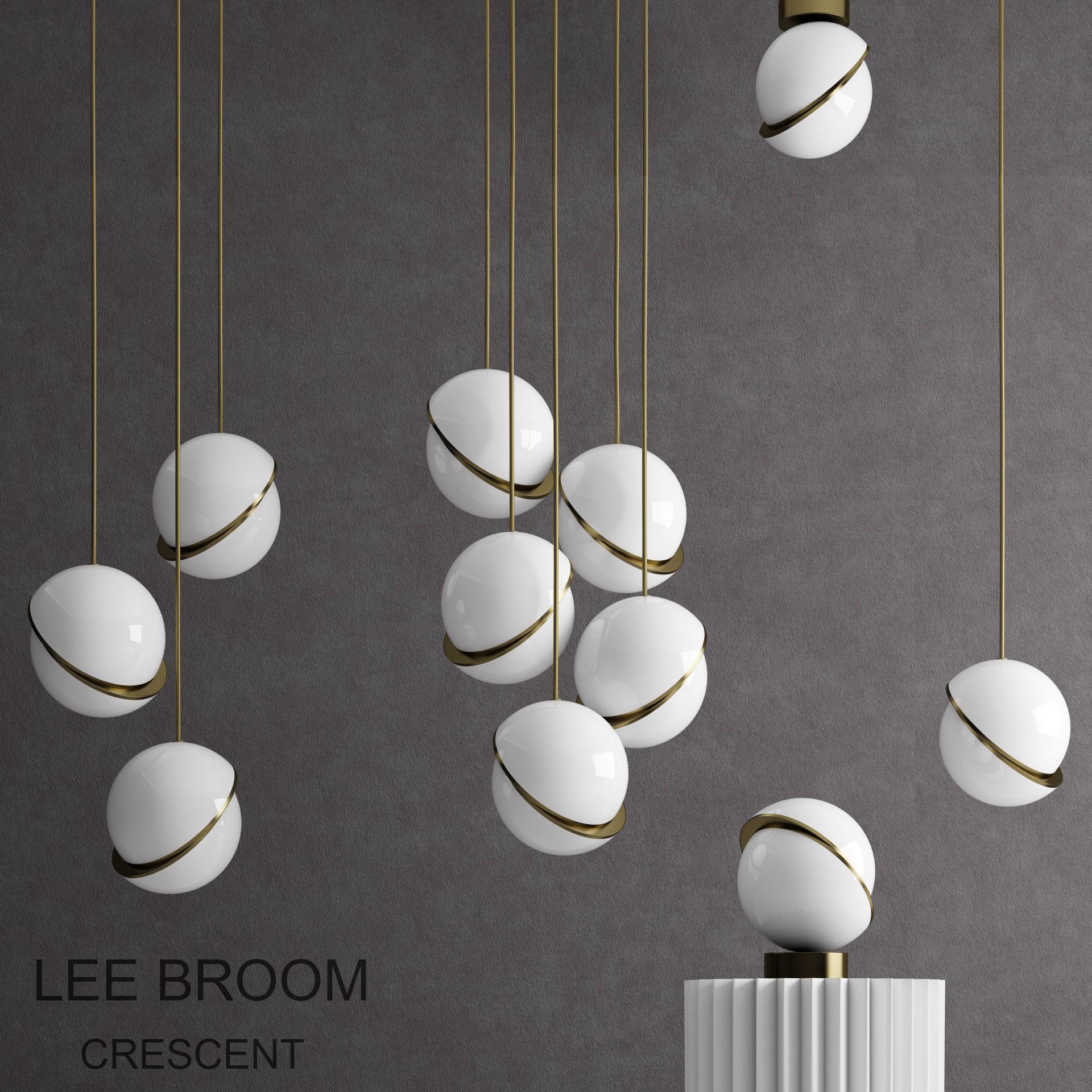 Lee Broom Crescent Pendant Lighting Model