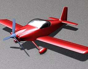 Vans RV-7 Plane Print and 3D printable model