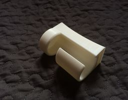 3D print model U-Lock Belt Clip