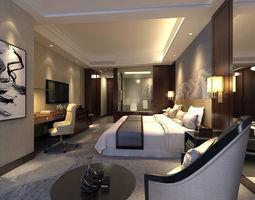 3D Hotel Room -9408
