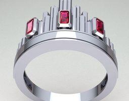3D printable model Ring ref 262