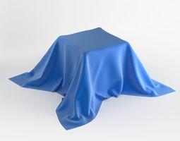 Fabric V3 3D model